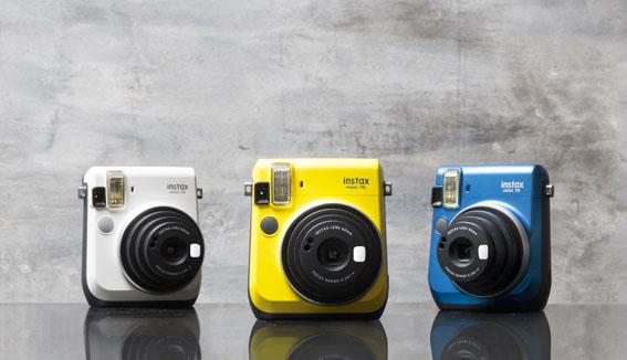 Fujifilm Instax mini 70-7