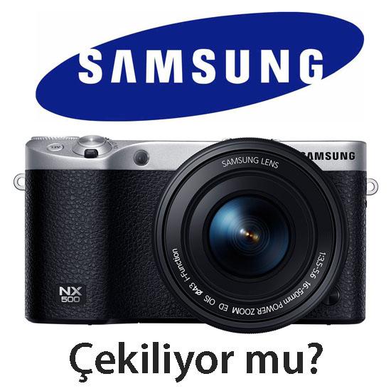 Samsung sektörden çıkıyor mu?