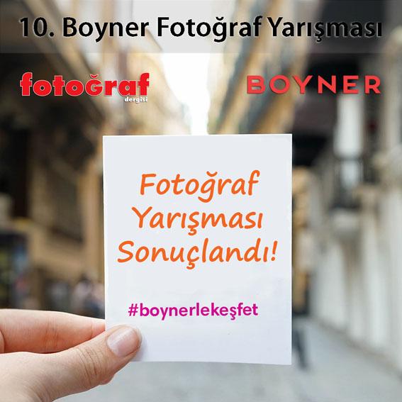 10. Boyner Fotoğraf Yarışması Sonuçlandı