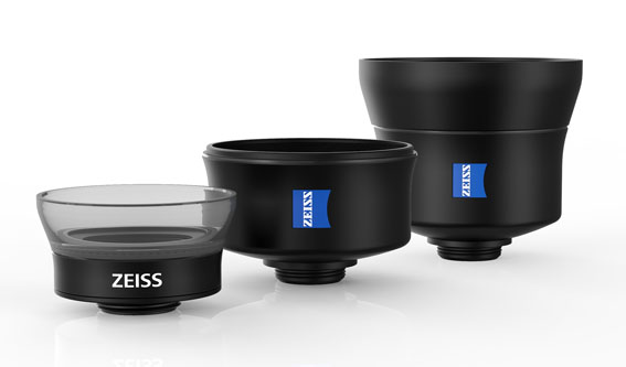 ExoLensTM family with optics by ZEISS