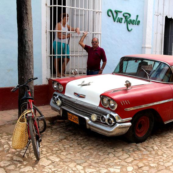Küba'ya MSC farkıyla…