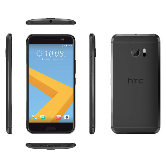 HTC 10 çıktı!