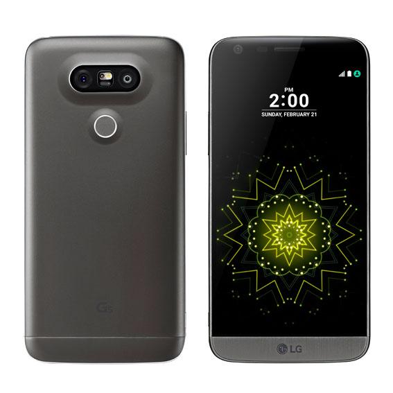 LG G5 İstanbul'da tanıtıldı
