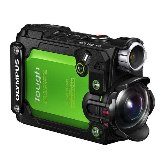 Olympus TG-Tracker Aksiyon Kamerası