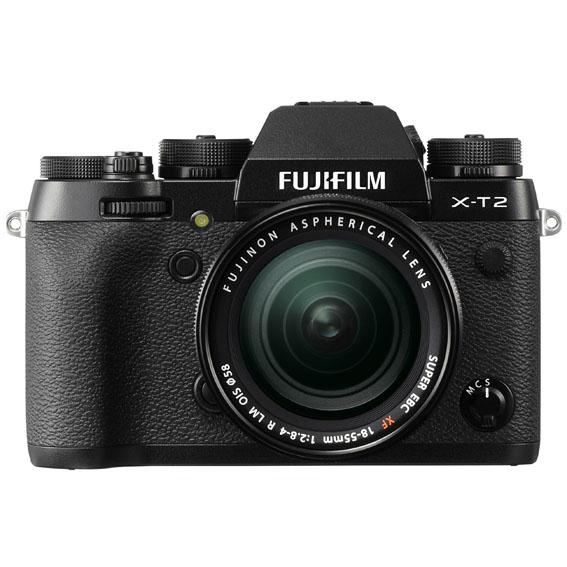 Fujifilm X-T2 duyuruldu