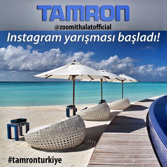 Tamron Türkiye Instagram Yarışması