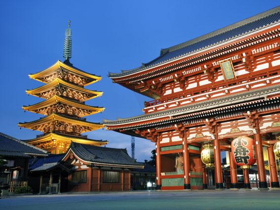 Japonya'ya gitmek ister misiniz?