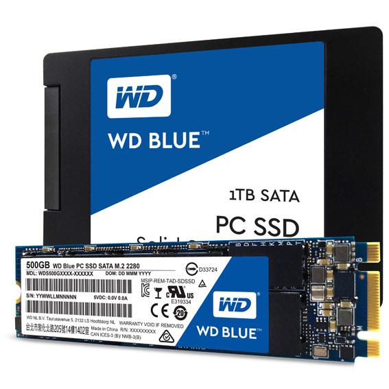 WD'nin Yeni SSD Sürücüleri Türkiye'de