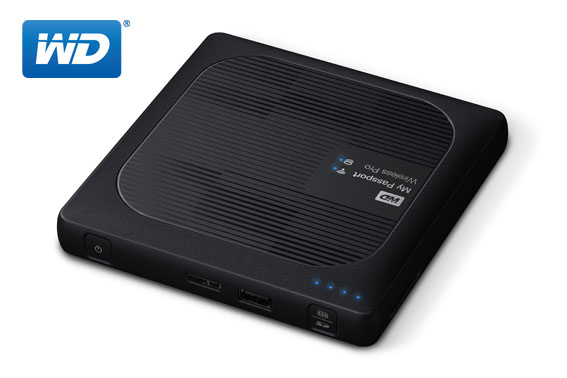 İnceleme: WD My Passport Wireless Pro