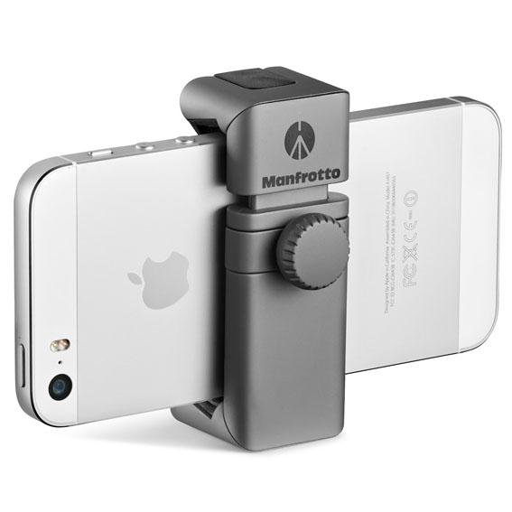 Manfrotto TwistGrip telefon tutucusu