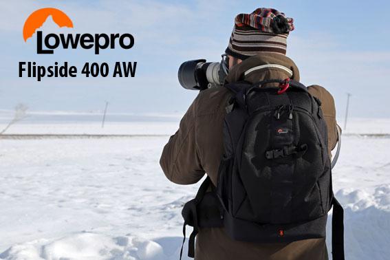İnceleme: Lowepro Flipside 400 AW