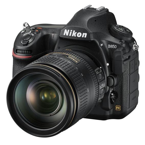 Nikon D850 tanıtıldı