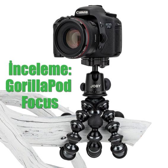 İnceleme: GorillaPod Focus