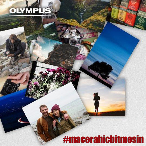 Olympus Instagram Yarışması Başladı