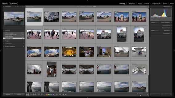ng002 - Lightroom ile Fotoğrafları Arşivlemek