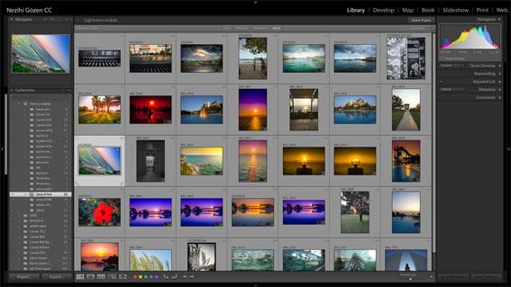 ng004 - Lightroom ile Fotoğrafları Arşivlemek