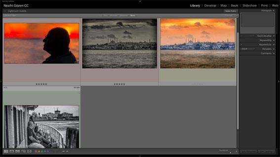 ng005 - Lightroom ile Fotoğrafları Arşivlemek