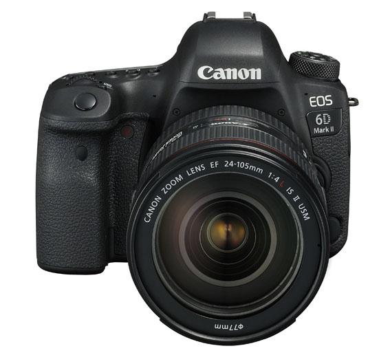 İnceleme: Canon EOS 6D Mark II