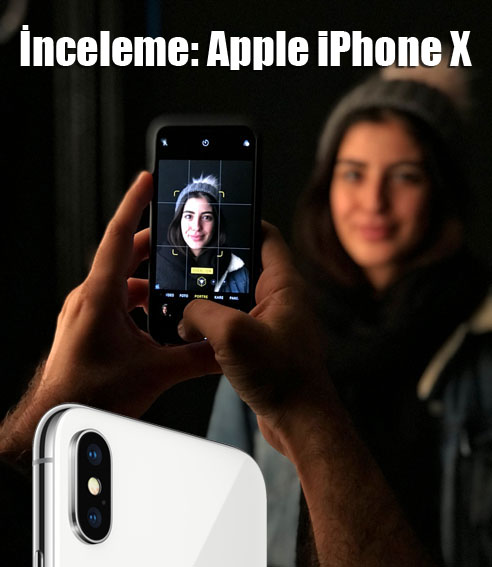 İnceleme: Apple iPhone X