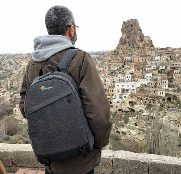 İnceleme: Lowepro M-Trekker BP150