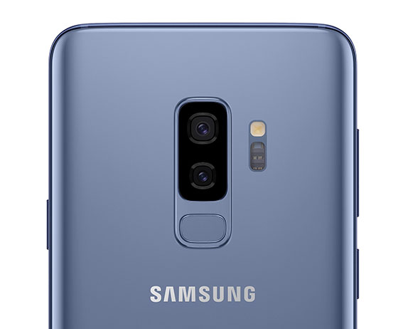 GalaxyS9Plus Back Blue - İnceleme: Samsung Galaxy S9+