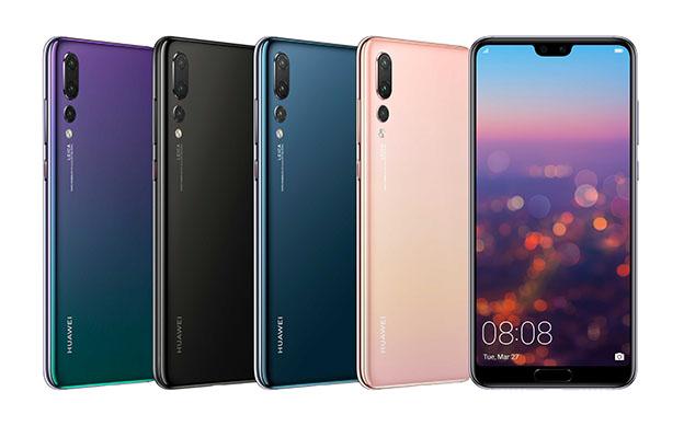 HUAWEI P20 Pro - Huawei P20 ve Huawei P20 Pro