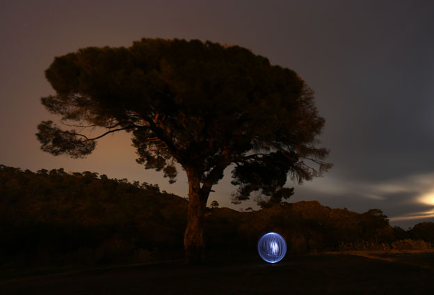 Işık Sanatı Fotoğrafçılığı