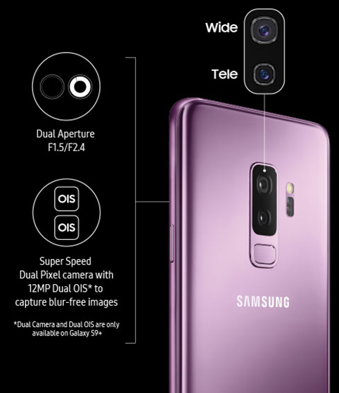 SS overview - İnceleme: Samsung Galaxy S9+