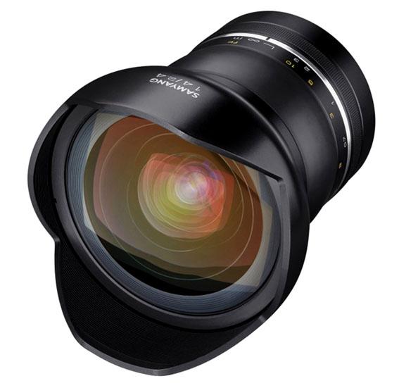 İnceleme: Samyang XP 14mm f/2.4