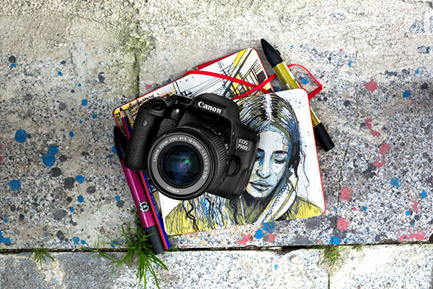1526893432 Canon EOS750D - Canon'dan Yaz Kampanyası