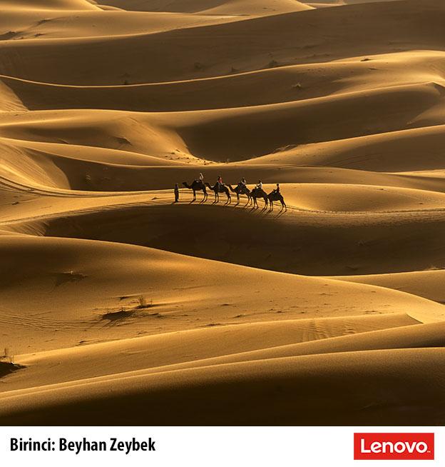 Lenovo Türkiye Instagram Fotoğraf Yarışması sonuçlandı