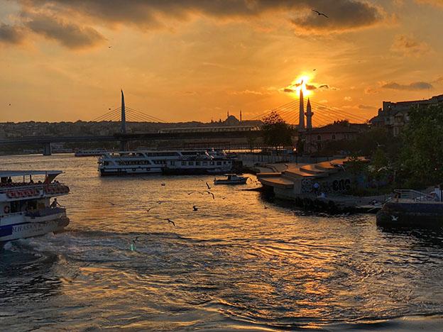 audiosoup3 - iPhone ile harika gün batımı fotoğrafları