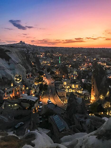 umityoruk1 - iPhone ile harika gün batımı fotoğrafları