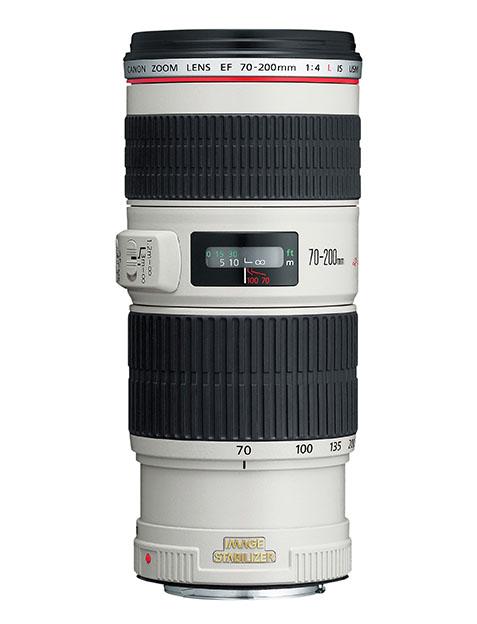 Canon 70-200mm'leri yeniledi