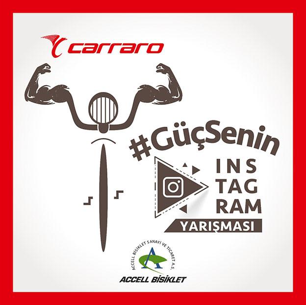 Yarismagorsel - Carraro Instagram Yarışması