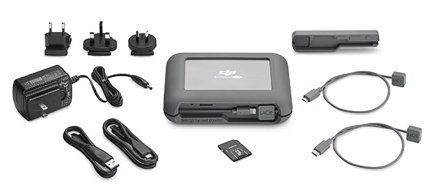 dji copilot accessories - LaCie DJI Copilot ilk izlenimler…