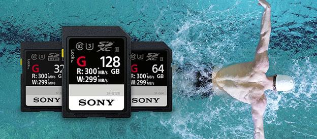 sonykartlar - İnceleme: Sony 64GB SF-G Serisi UHS-II SDXC