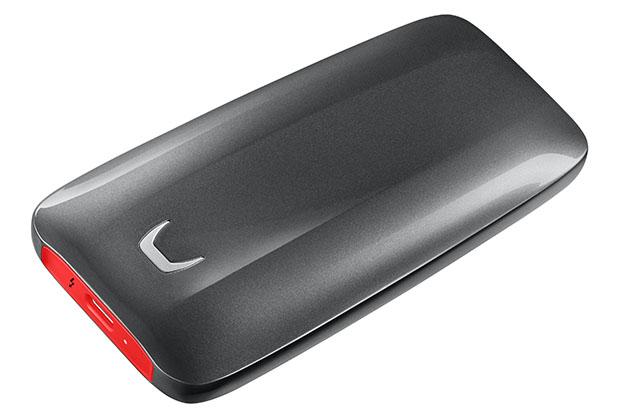 Yeni Samsung X5 SSD