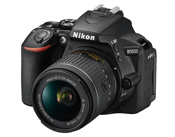 İnceleme: Nikon D5600