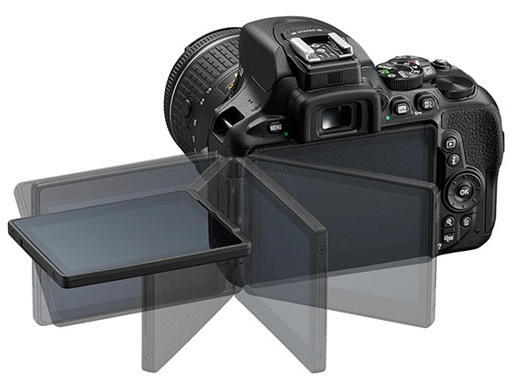 Fotograf 2 - İnceleme: Nikon D5600