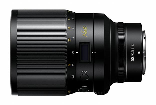 Noct angle2.high k - Nikon'dan Z sistem için yeni objektifler