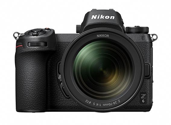 Z6 24 70 4 front.high k - Nikon Z 7 ve Z 6 duyuruldu
