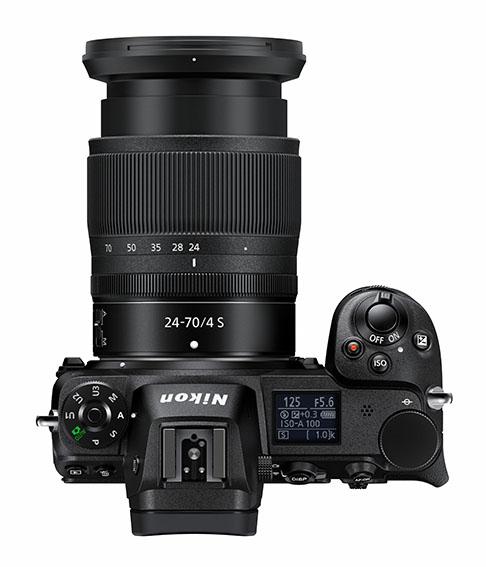 Z6 24 70 4 top.high k - Nikon Z 7 ve Z 6 duyuruldu