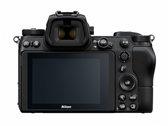 Z6 back.high k - Nikon Z 7 ve Z 6 duyuruldu