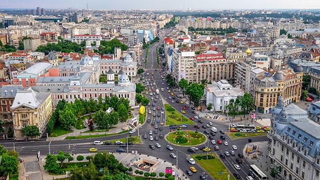 1536667841 Romanya B  kre   - Bu ülkelere seyahat hala uygun fiyata…