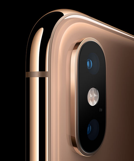 Apple iPhone Xs back camera 09122018 - iPhone Xs ve iPhone Xs Max