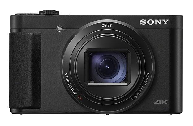 HX95 front - Sony HX99