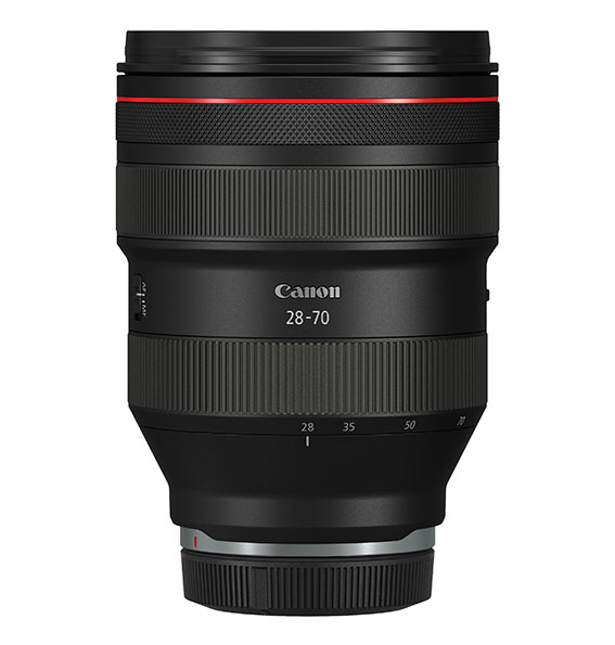 004 RF 28 70mm f2 L USM Side with cap - Photokina 2018 Değerlendirmesi
