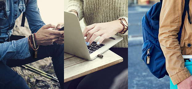 Samsung'un Hızlı USB Bellekleri
