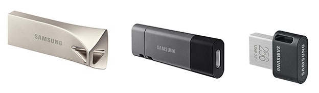 usbsamsung - Samsung'un Hızlı USB Bellekleri